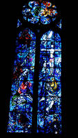 Stained glass Les deux Testaments by simorette