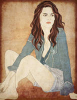Blue Jeans by AnastasiaMantihora