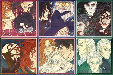 Avatars by AnastasiaMantihora