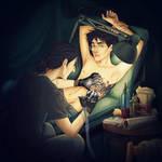 snarry_tattoo by AnastasiaMantihora