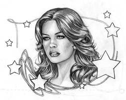 Sketchbook - Donna Troy by AdrianaMelo