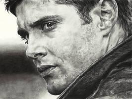Dean Winchester by Ptolemie
