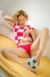 Soccer Fever - Croatia 124 by SnowBirdCreations