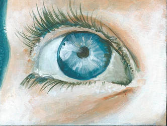 eyes 4/10 by LindaBedwall