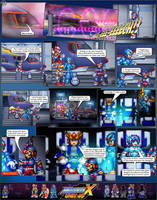 MMX:U49 - S1Ch3: The 49th Unit (Page 2) by IrregularSaturn
