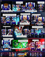 MMX:U49 - S1Ch3: The 49th Unit (Page 3) by IrregularSaturn