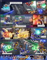 MMX:U49 - S1Ch4: Parade (Page 3) by IrregularSaturn