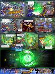 MMX:U49 - S1Ch4: Parade (Page 4) by IrregularSaturn