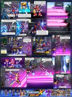 MMX:U49 - S1Ch4: Parade (Page 9) by IrregularSaturn