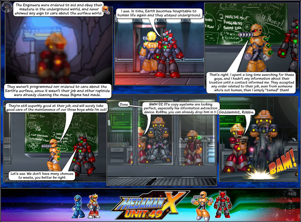 MMX:U49 - S1Ch6: Nightly Torments (Page 2) by IrregularSaturn