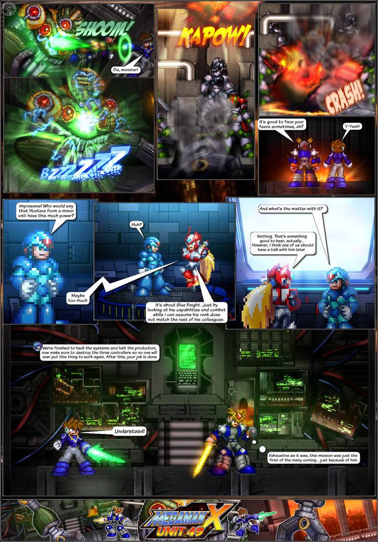 MMX:U49 - S1Ch13: Forgotten Monstrosity (Page 5) by IrregularSaturn