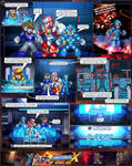 MMX:U49 - S1Ch14: Royal Blockades (Page 2) by IrregularSaturn