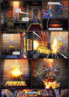 MMX:U49 - S1Ch14: Royal Blockades (Page 7) by IrregularSaturn