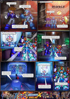 MMX:U49 - S1Ch14: Royal Blockades (Page 14) by IrregularSaturn