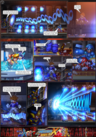 MMX:U49 - S1Ch16: Orchestra of Lights (Page 15) by IrregularSaturn