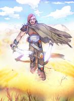 Skar of the Sands by IrregularSaturn