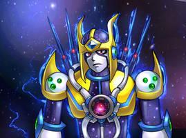 Cosmos by IrregularSaturn