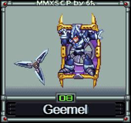 Geemel (MMX:SCP #08) by IrregularSaturn