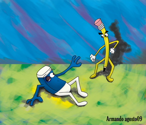 La venganza del lapiz by Leamat