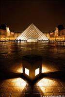 Louvre by oliveroettli