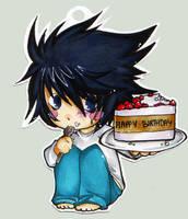 . . . cake? by LazyBasy