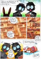 Pupil's mag Comic by LazyBasy