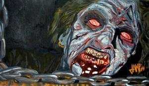 Evil Dead by JosefVonDoom