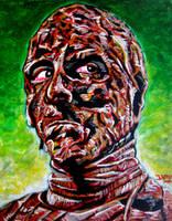 The Mummy by JosefVonDoom