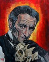 Dr.Frankenstein by JosefVonDoom