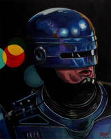 Robocop by JosefVonDoom
