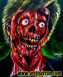 Night of the creeps by JosefVonDoom