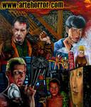 Blade Runner by JosefVonDoom