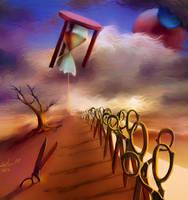 surreal desert 2 by Sophia-M