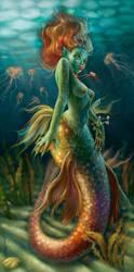 Mermaid's jewelry by Sophia-M