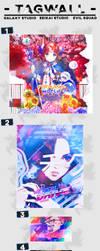 { TagWall } Seikai Studio l Evolution by NabariGraph