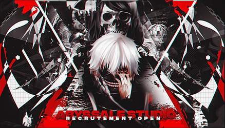 {RECRUTEMENT OUVERT} Abyssal Studio by NabariGraph