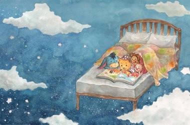 Sweet dream by thanyawan