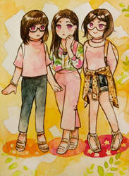 color me pink by thanyawan