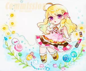 COMM- Little miss magic by thanyawan