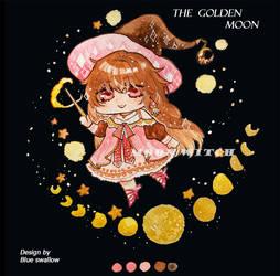 [OPEN] ADOPTABLE Golden strawberry by thanyawan