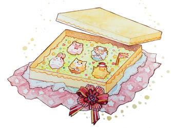 VAW- Christmas gift by thanyawan