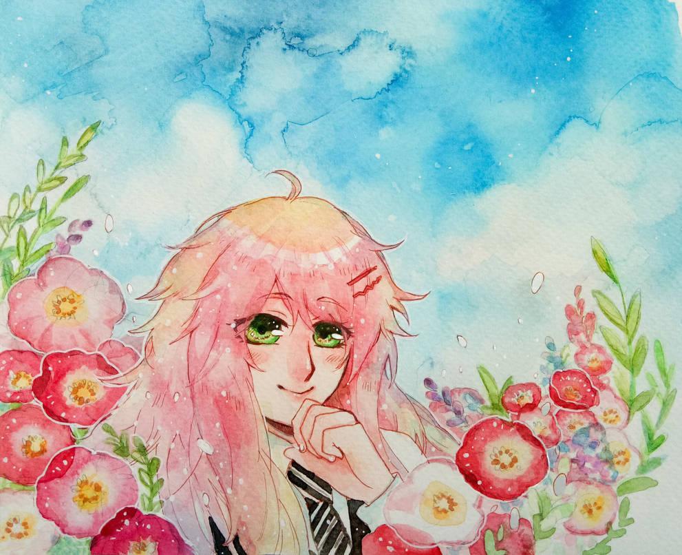 WWAC- In the poppy fields by thanyawan