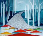 yolak..path by MeralSarioglu