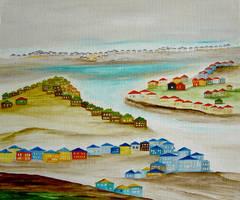 evler- IV by MeralSarioglu