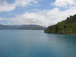 Blue Lake by kitszl17
