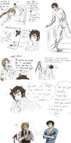 Dealing with demons isn't easy by Atey