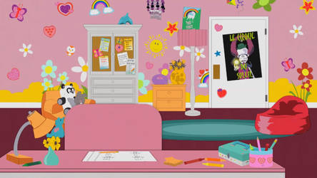 Wendy's room (free to use but credit) by Martin-from-SP