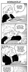 ToaG: Workaholic by TriaElf9
