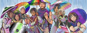 Pathways Pride by TriaElf9
