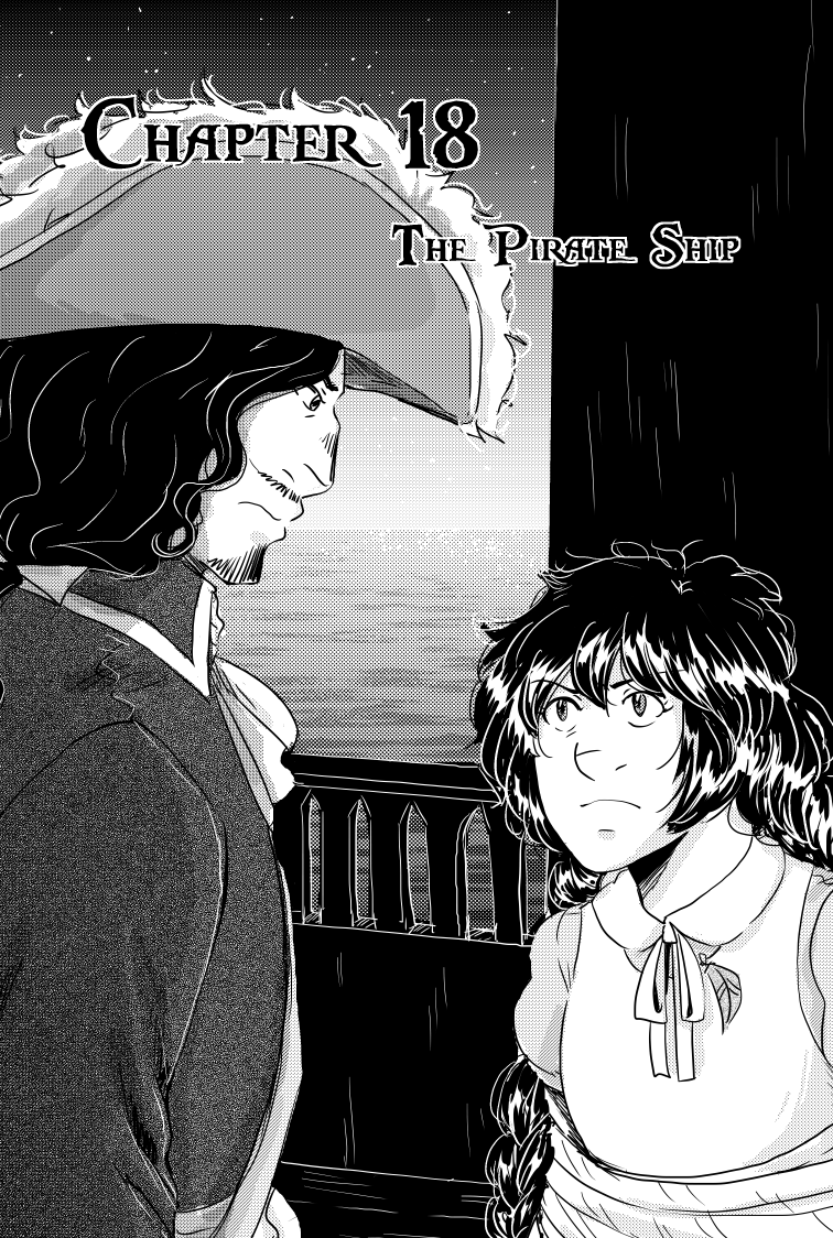 Chapter 18: The Pirate Ship by TriaElf9